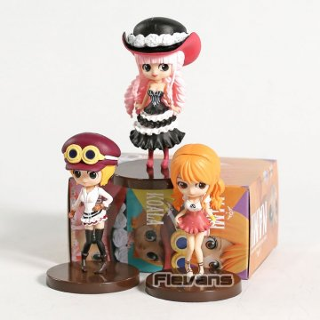 3 Figuras de Coleccion...