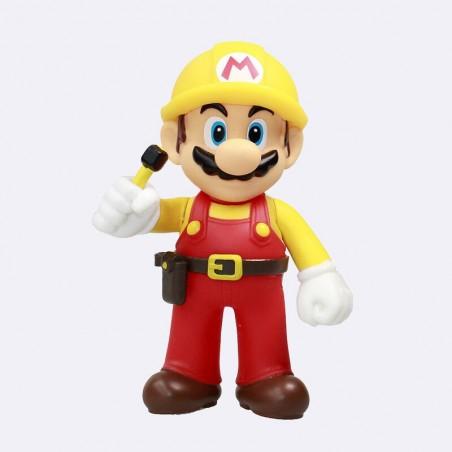 Figura Colección Super Mario Switch Mario Maker