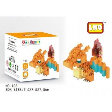 Bloque Lego LNO Pokemon...