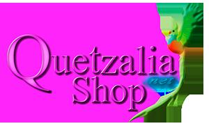 Logo Oficial QuetzaliaShop